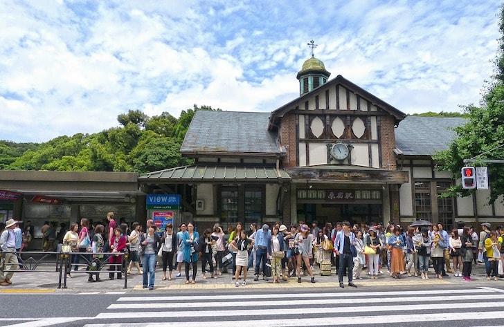 待機児童エリアの多い東京(首都圏)